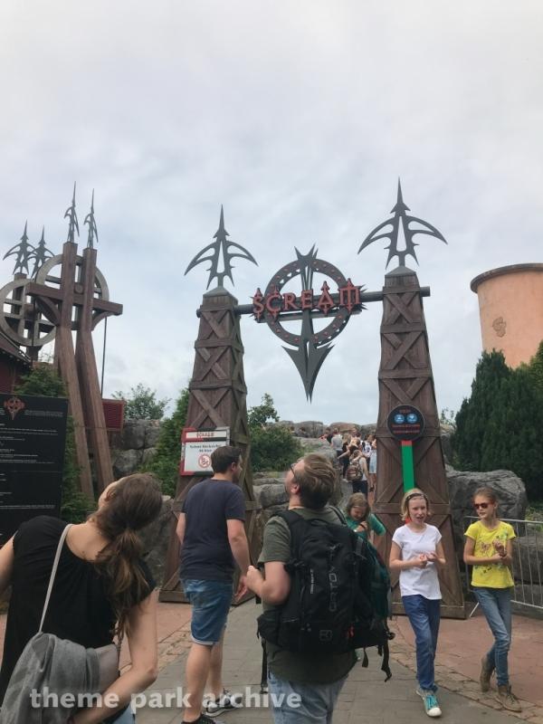 Scream at Heide Park