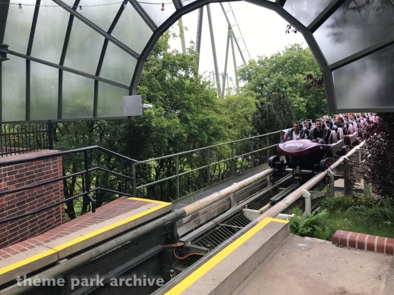 Big Loop at Heide Park