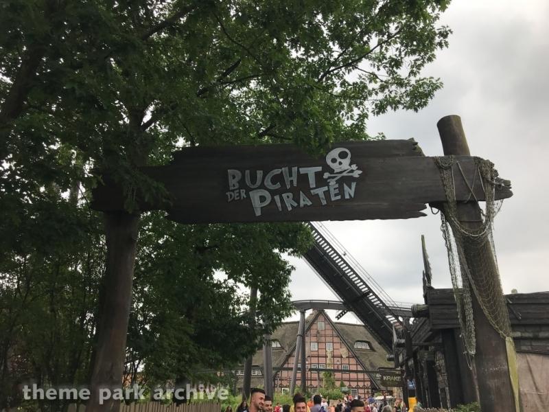 Bucht Der Piraten at Heide Park