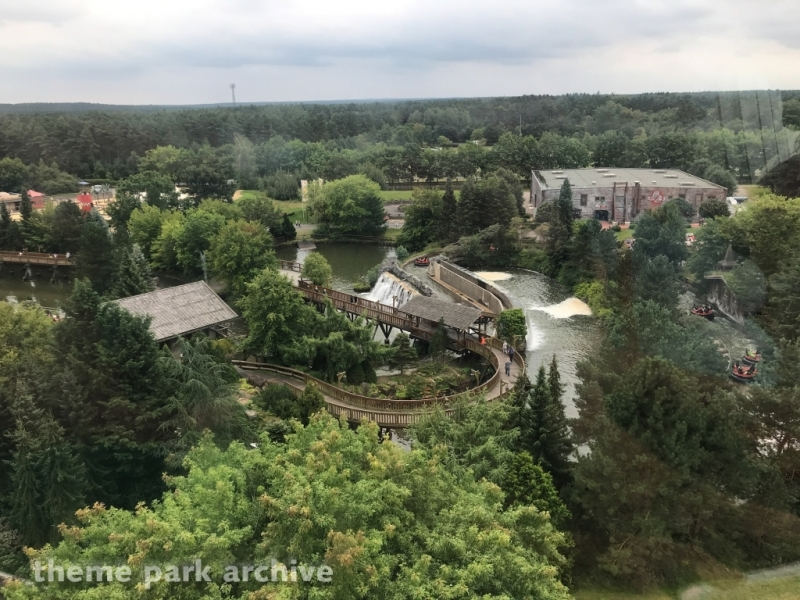 Mountain Rafting at Heide Park