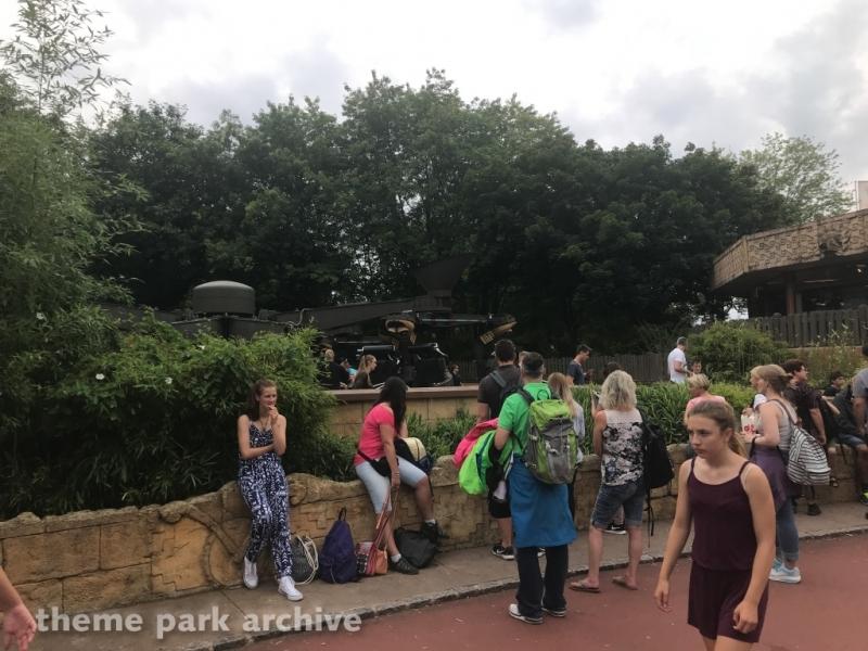 Magic at Heide Park