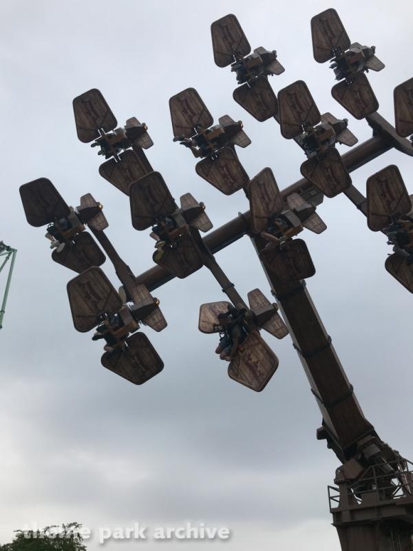 Karnapulten at Hansa Park