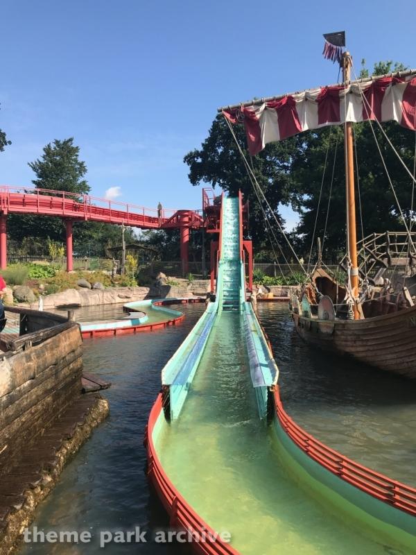 Sturmfahrt der Drachenboote at Hansa Park