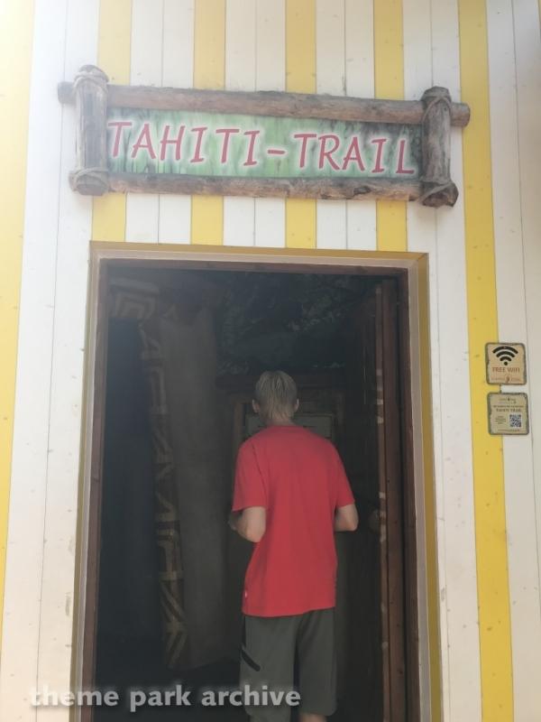 Tahiti Trail at Hansa Park