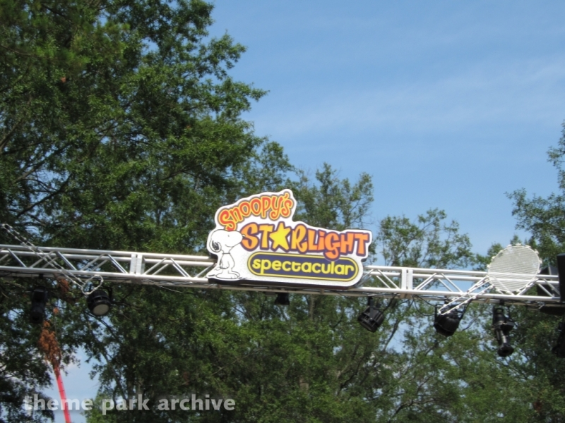 Snoopy's Starlight Spectacular at Carowinds