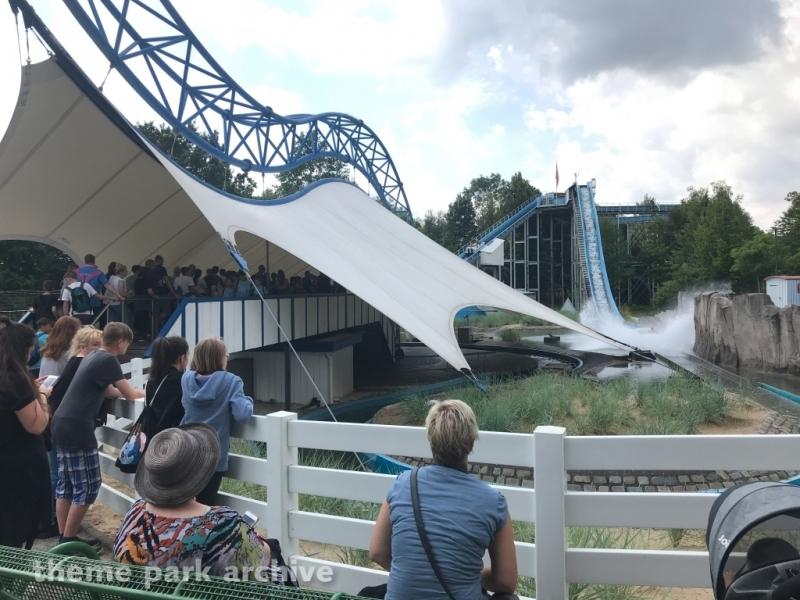 Super Splash at Hansa Park