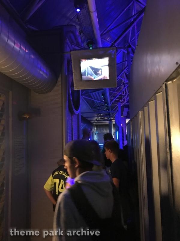 Space Race at Hansa Park