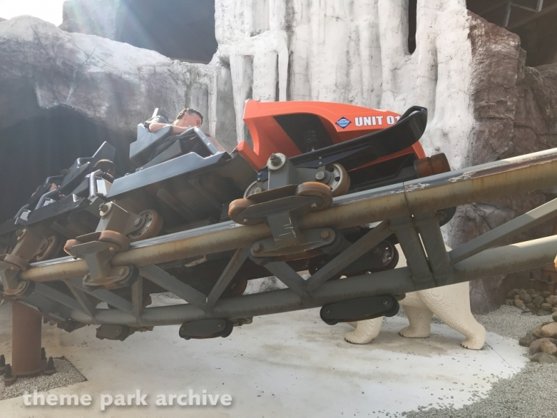 Polar Xplorer at LEGOLAND Billund
