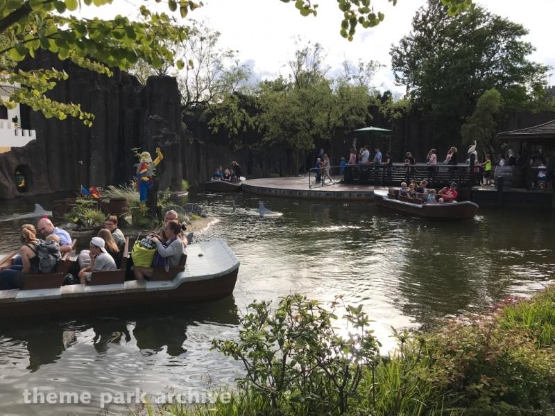 Pirate Boats at LEGOLAND Billund
