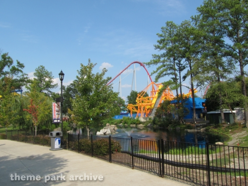 Kiddy Hawk at Carowinds