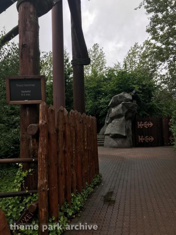 Thors Hammer at Djurs Sommerland