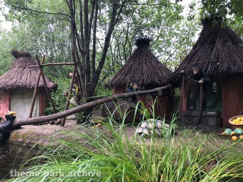Jungle Safari at Djurs Sommerland