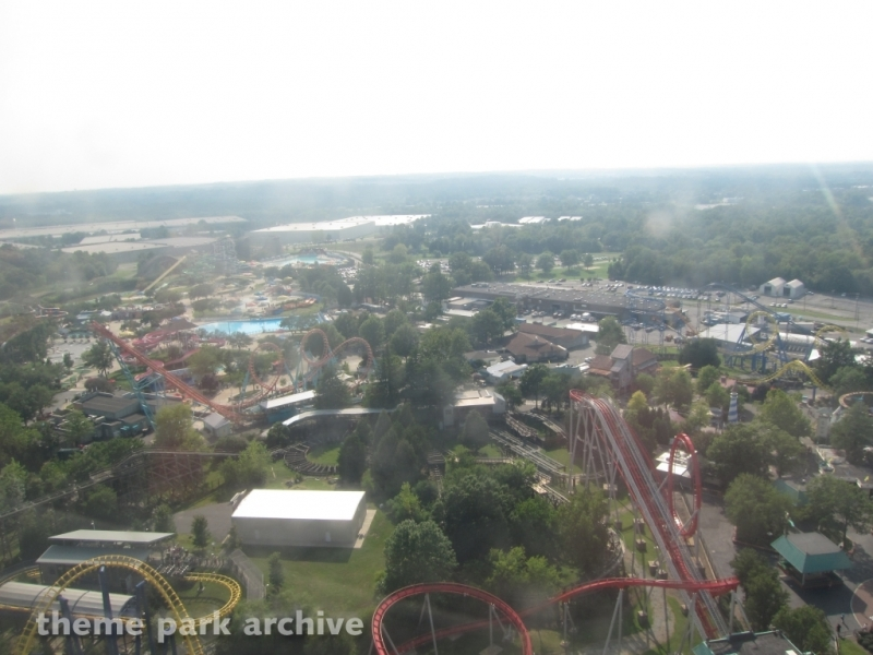 Boomerang Bay at Carowinds