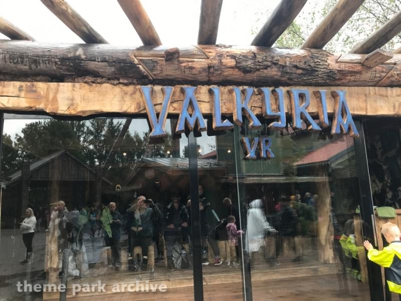 Valkyria VR at Liseberg