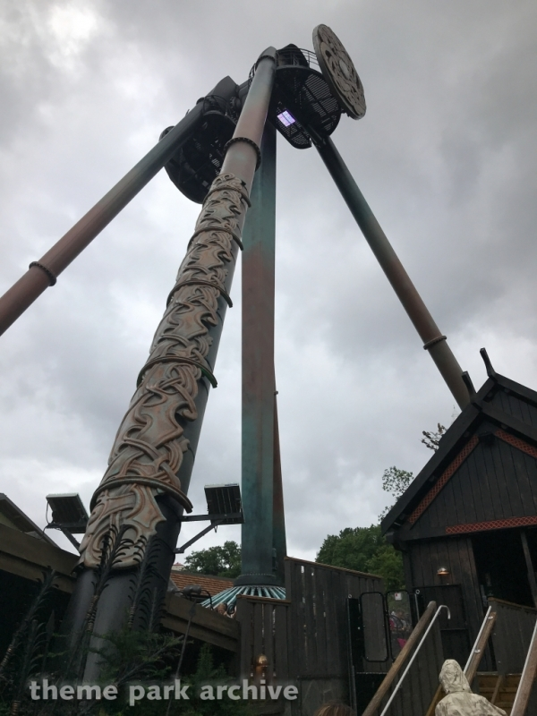 Loke at Liseberg