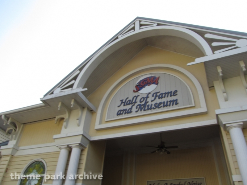 Southern Gospel Hall of Fame at Dollywood