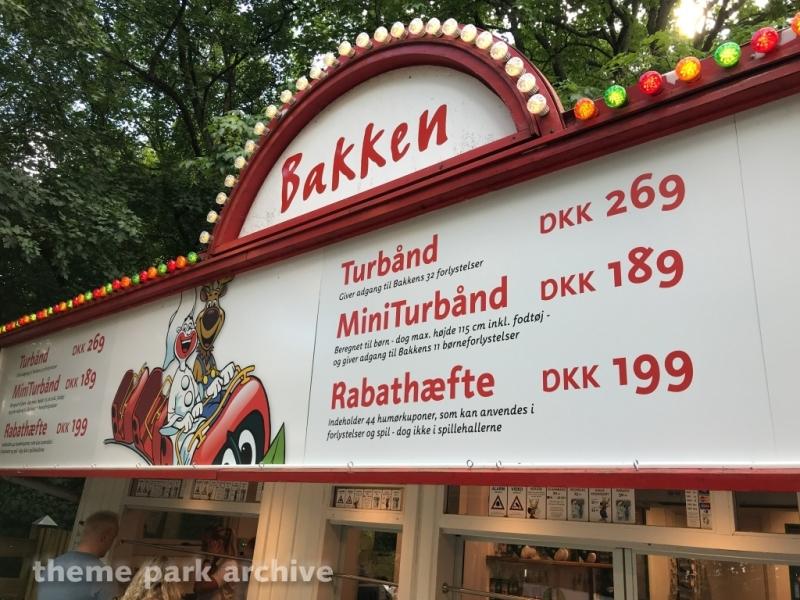 Entrance at Bakken
