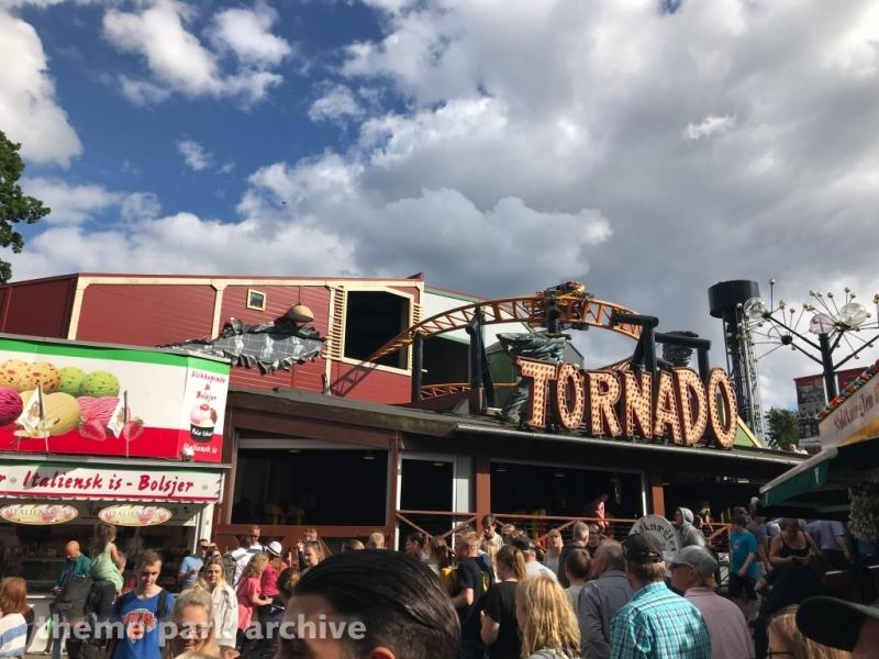 Tornado at Bakken