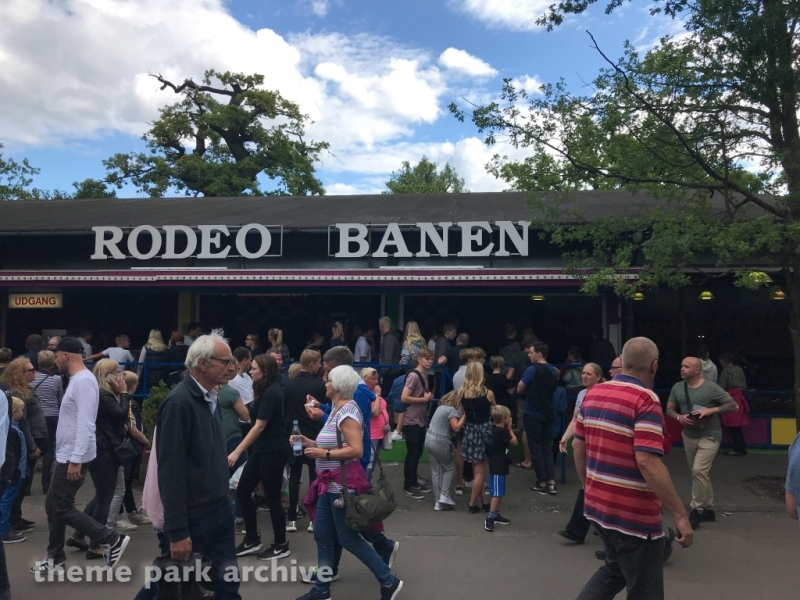 Rodeo Banen at Bakken