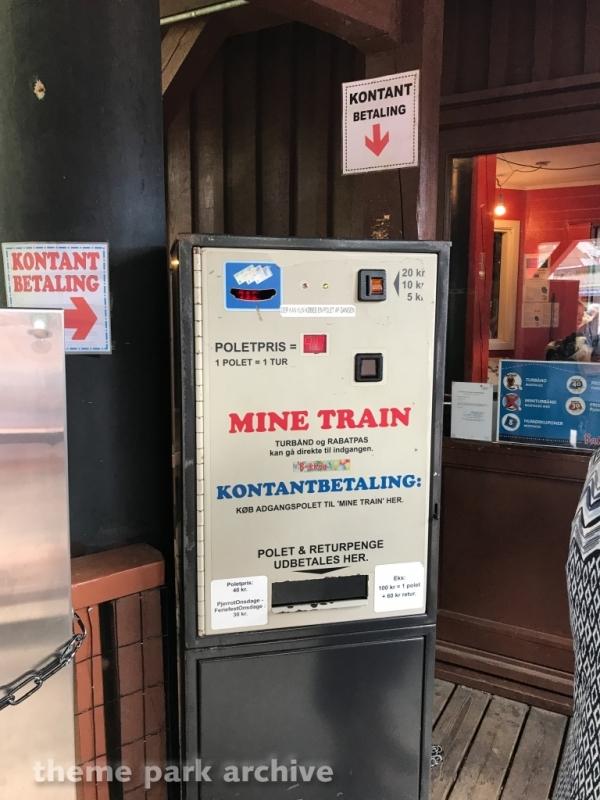 Mine Train Ulven at Bakken