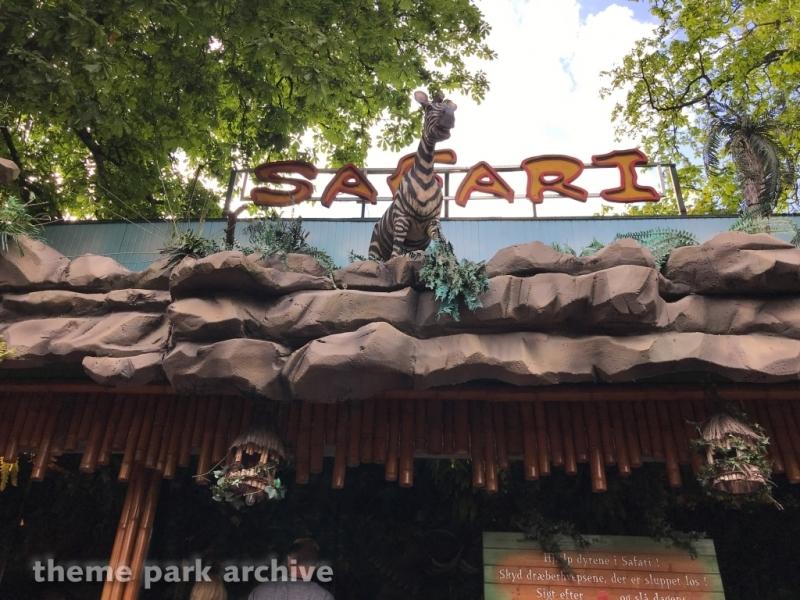 Safari at Bakken