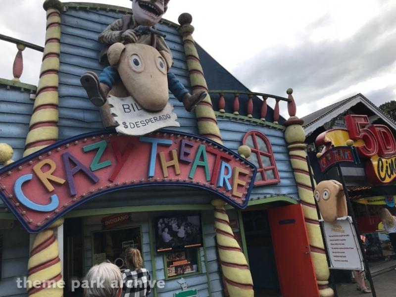 Crazy Theatre at Bakken
