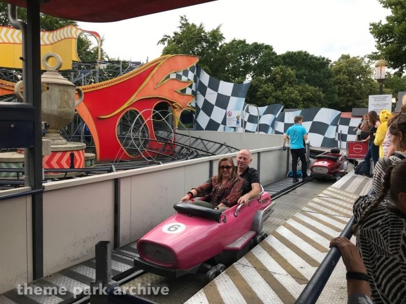 Racing at Bakken