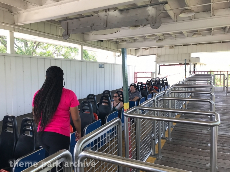 Judge Roy Scream at Six Flags Over Texas