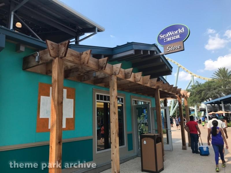 Wave Breaker at SeaWorld San Antonio