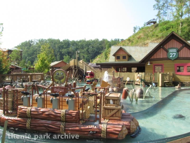 River Battle at Dollywood