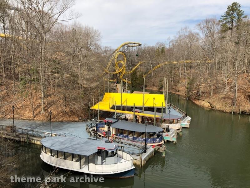 River Rhine Cruise at Busch Gardens Williamsburg