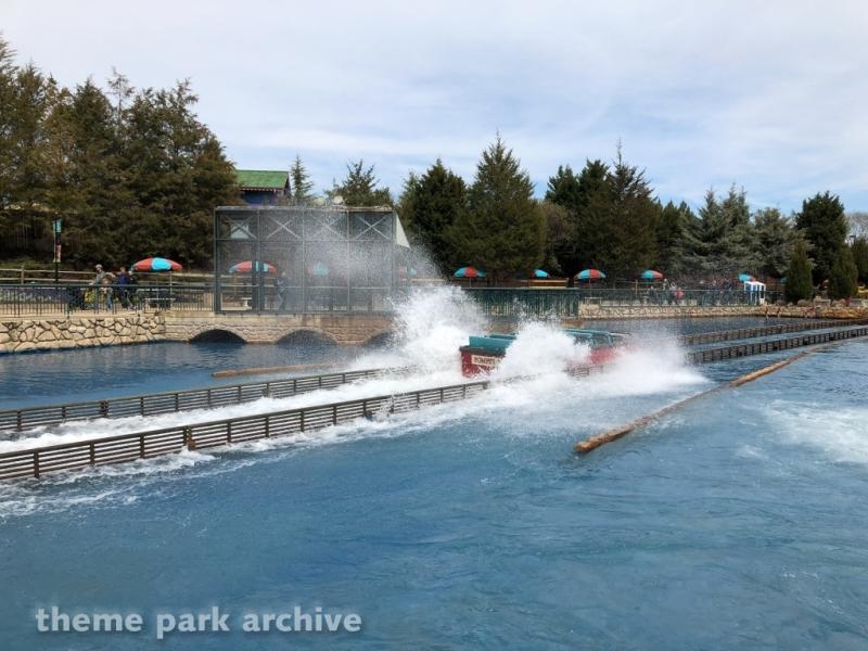 Escape From Pompeii at Busch Gardens Williamsburg