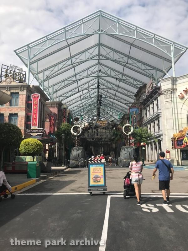New York at Universal Studios Singapore