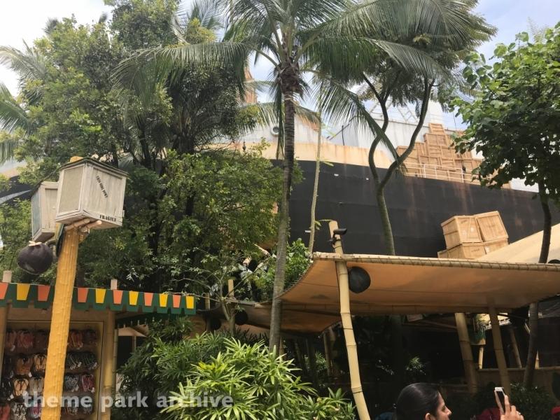 Madagascar at Universal Studios Singapore