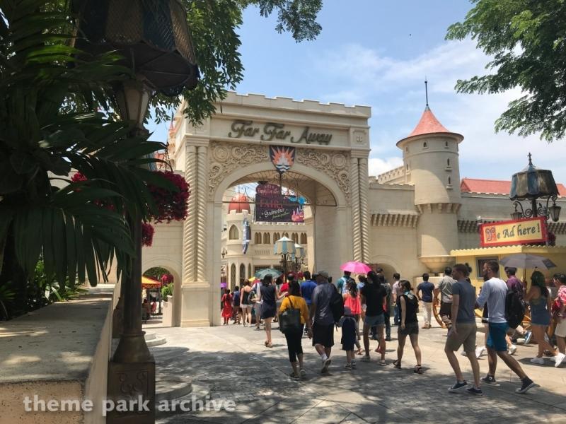 Far Far Away at Universal Studios Singapore