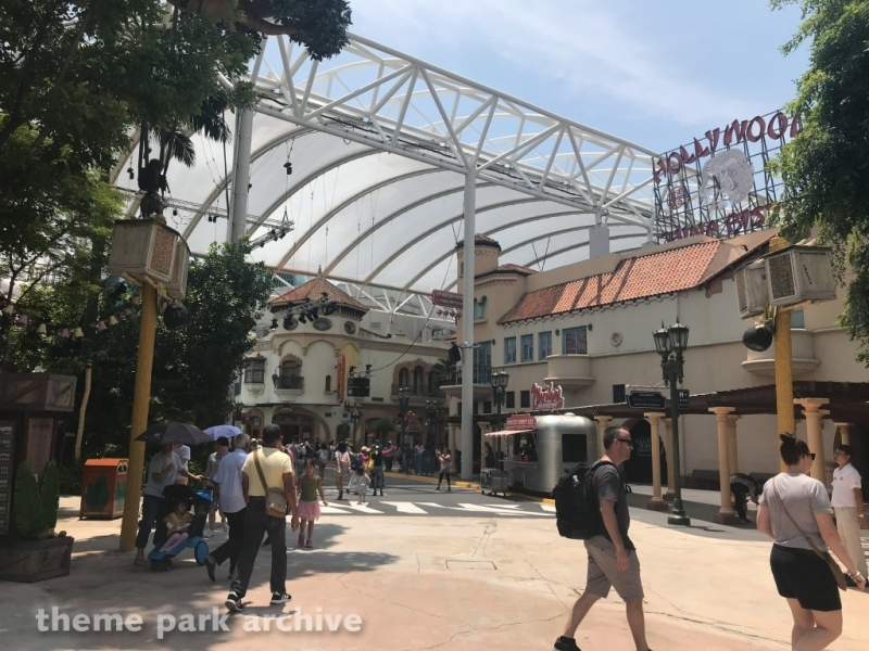 Hollywood at Universal Studios Singapore