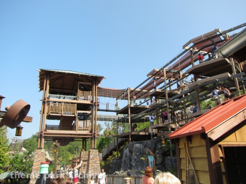 Adventure Mountain at Dollywood