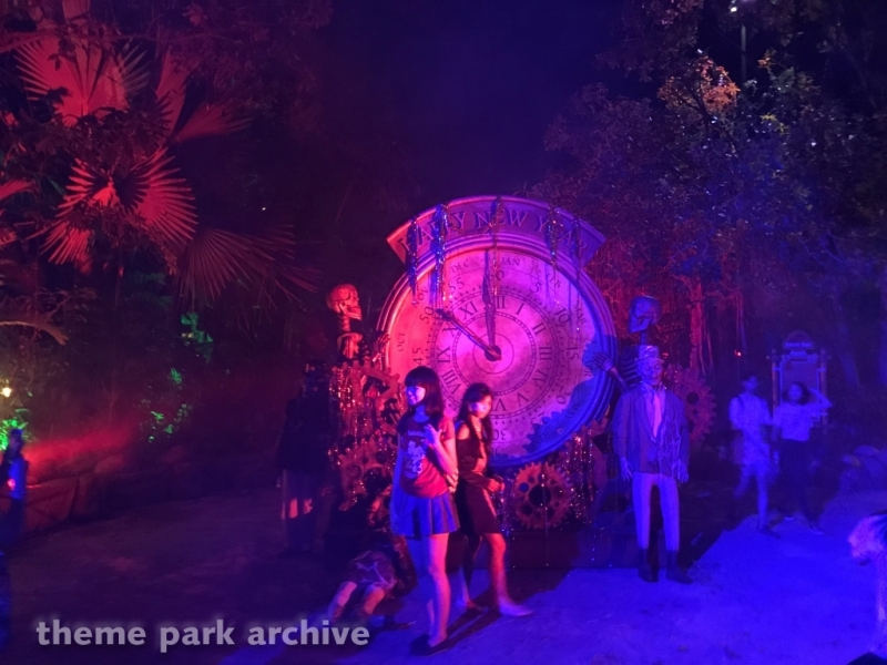 Hollywood Horror Nights at Universal Studios Singapore