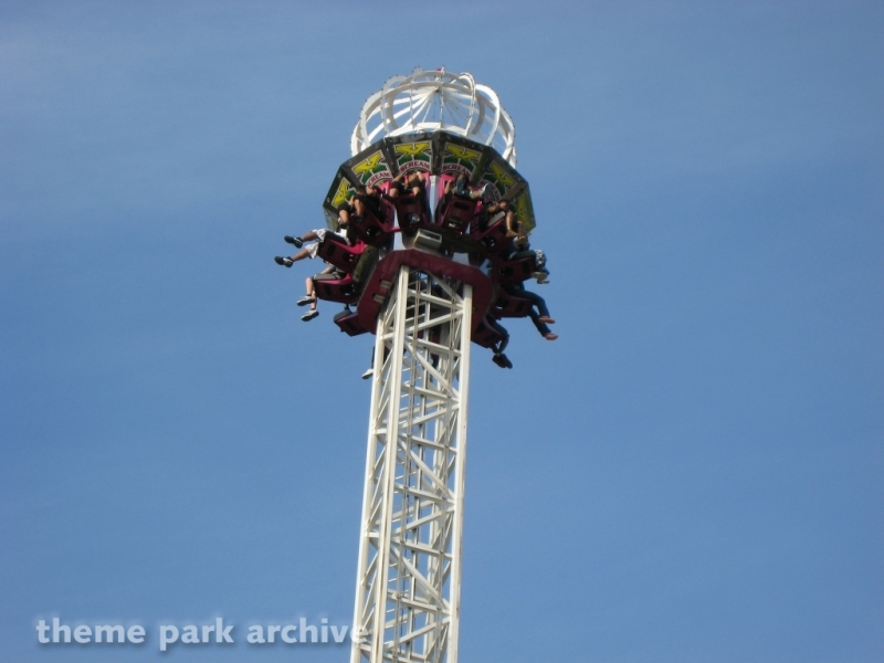 X Scream at Waldameer Park