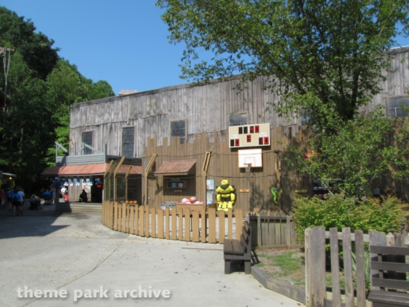 Wilderness Pass at Dollywood
