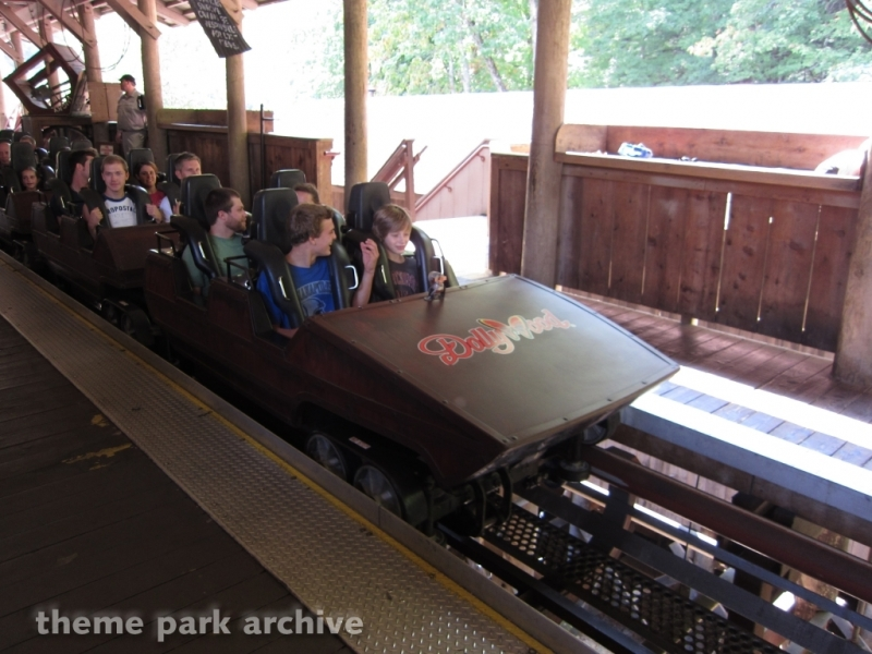 Tennessee Tornado at Dollywood