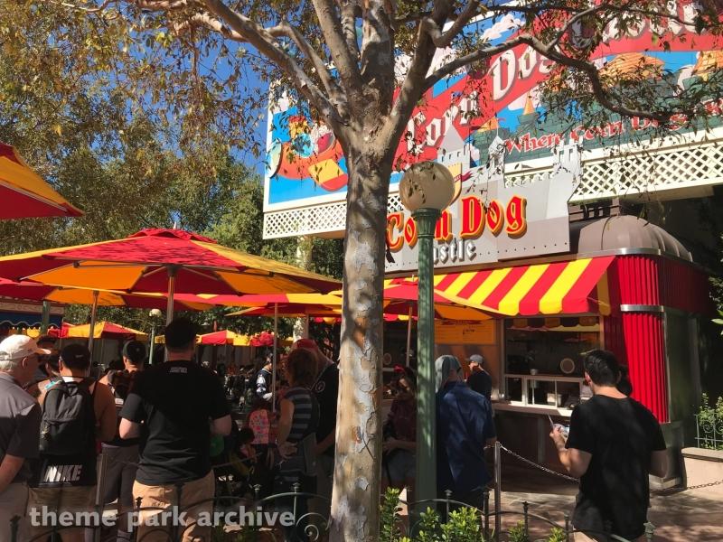 Corn Dog Castle at Disney California Adventure