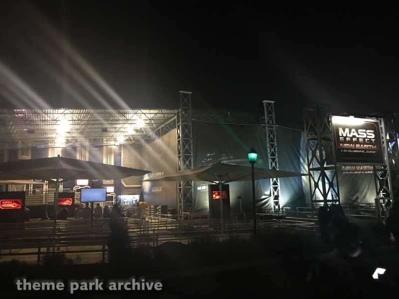 Action Theatre at California's Great America