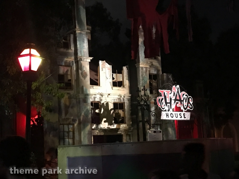 Haunt at California's Great America
