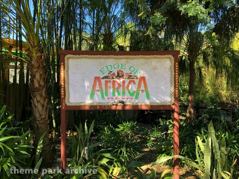 Edge of Africa at Busch Gardens Tampa