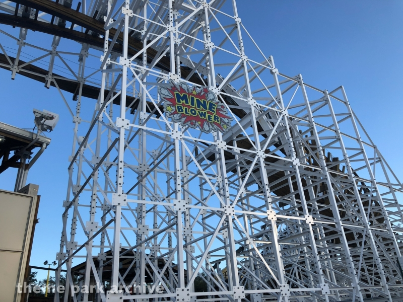 Mine Blower at Fun Spot America Kissimmee