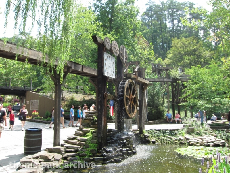 Rivertown Junction at Dollywood