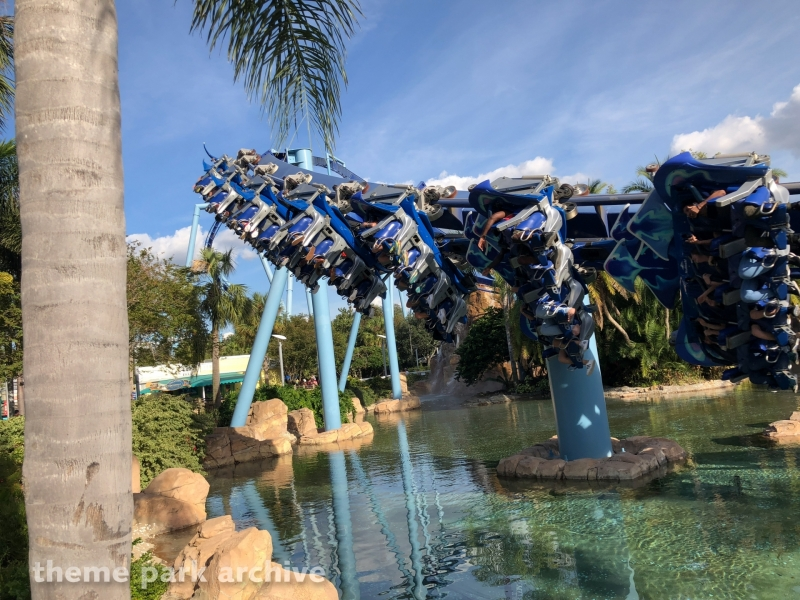 Manta at SeaWorld Orlando