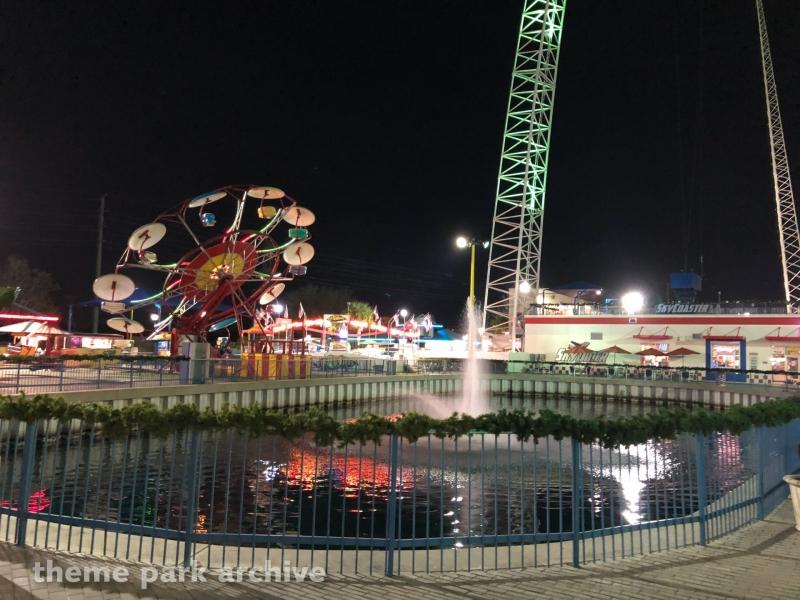Skycoaster at Fun Spot America Orlando
