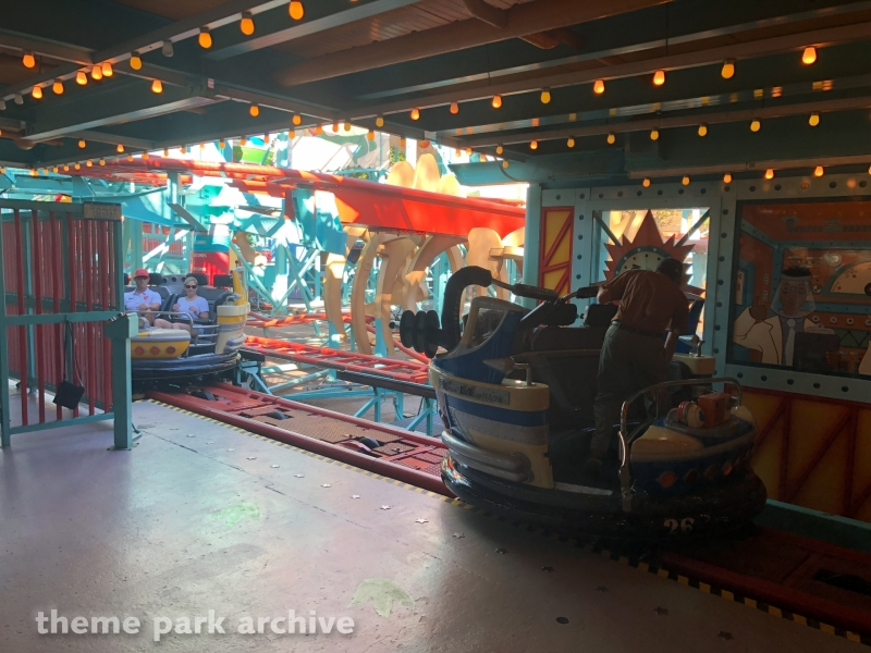 Primeval Whirl at Disney's Animal Kingdom